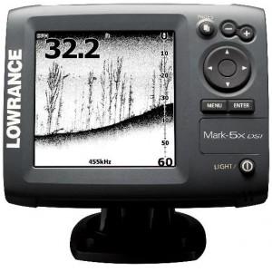 Эхолот-сканер Lowrance Mark 5x DSI