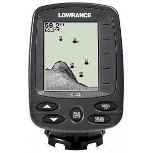 Эхолот Lowrance X4