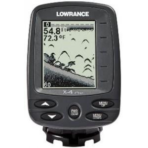 Эхолот Lowrance X4 Pro