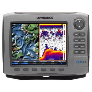 Эхолот-картплоттер Lowrance HDS 8 Gen2