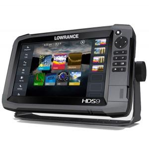 Эхолот-картплоттер Lowrance HDS 9 Gen3