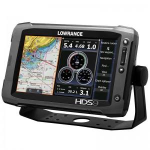 Эхолот-картплоттер Lowrance HDS 9 Gen2 Touch