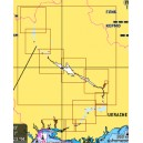 Карта Днепра Navionics Gold для Lowrance, Eagle, SIimrad