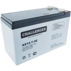 Аккумулятор Challenger AS12-7.0E