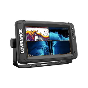 Эхолот-картплоттер Lowrance Elite 9 Ti2 Active Imaging 3-in-1