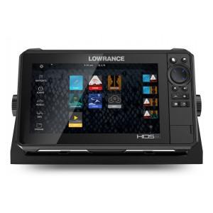 Эхолот-картплоттер Lowrance HDS-9 LIVE Active Imaging 3-in-1