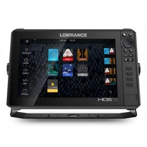 Эхолот-картплоттер Lowrance HDS-12 LIVE Active Imaging 3-in-1
