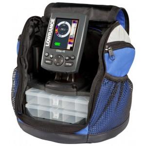 Lowrance Elite 4 Ice Machine - Эхолот-картплоттер для зимней рыбалки