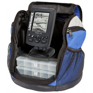 Lowrance Mark 4 Ice Machine - Эхолот-картплоттер для зимней рыбалки