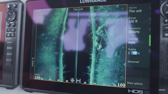 Lowrance Active Imaging 3 в 1