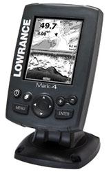 Lowrance Mark-4 - эхолот с GPS